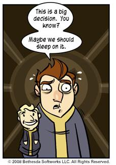 At this point, I'm mostly looking forward to Fallout 3.