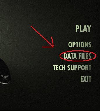Fallout 3 Launch Screen Exerpt